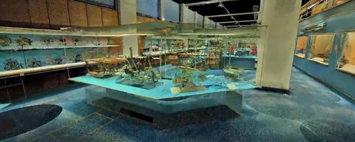 3D Science Museum model | f4 website