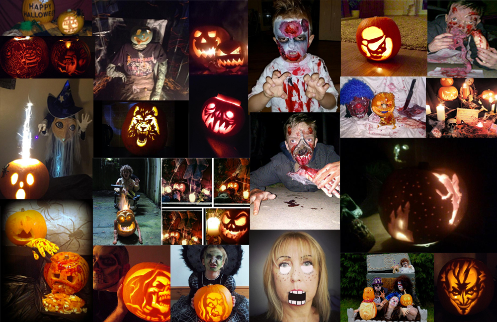 halloween entries